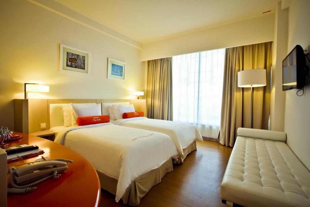 HARRIS Hotel Conventions Malang Harga 2018 Terbaru