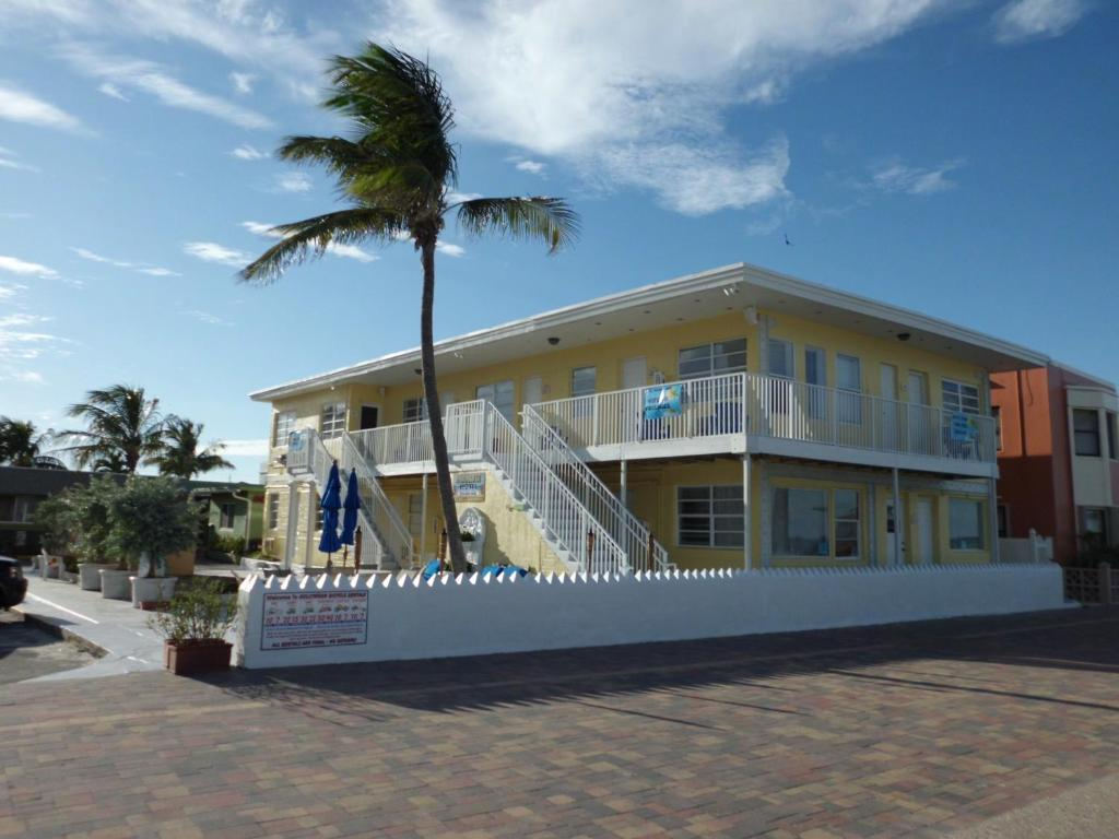 Hollywood Beach Florida Oceanfront Motels