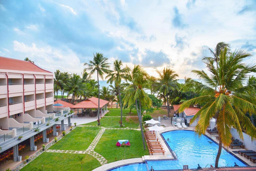 Hotels In Negombo Beach Sri Lanka