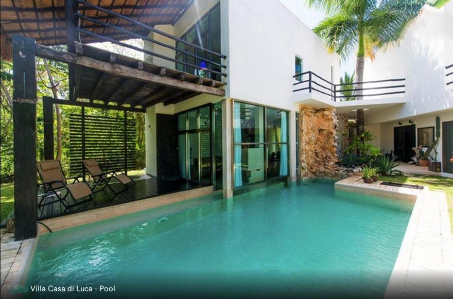 Appartement casa di luca mexico playa del carmen for Casa di piantagioni del sud