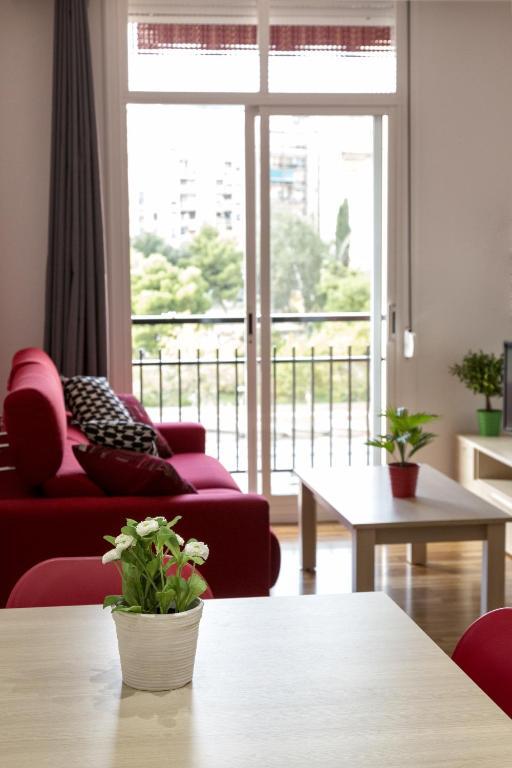 Sagrada Familia apartment fotografía