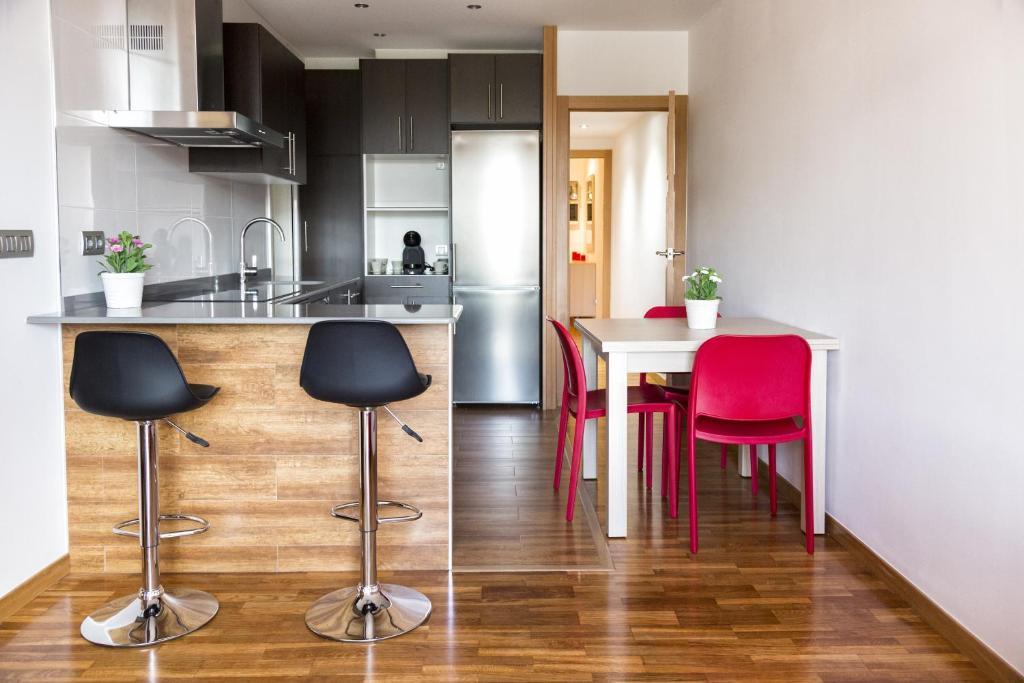 Bonita foto de Sagrada Familia apartment