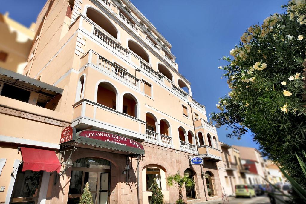 コロンナ パレス ホテル メディテラネオ(Colonna Palace Hotel Mediterraneo)