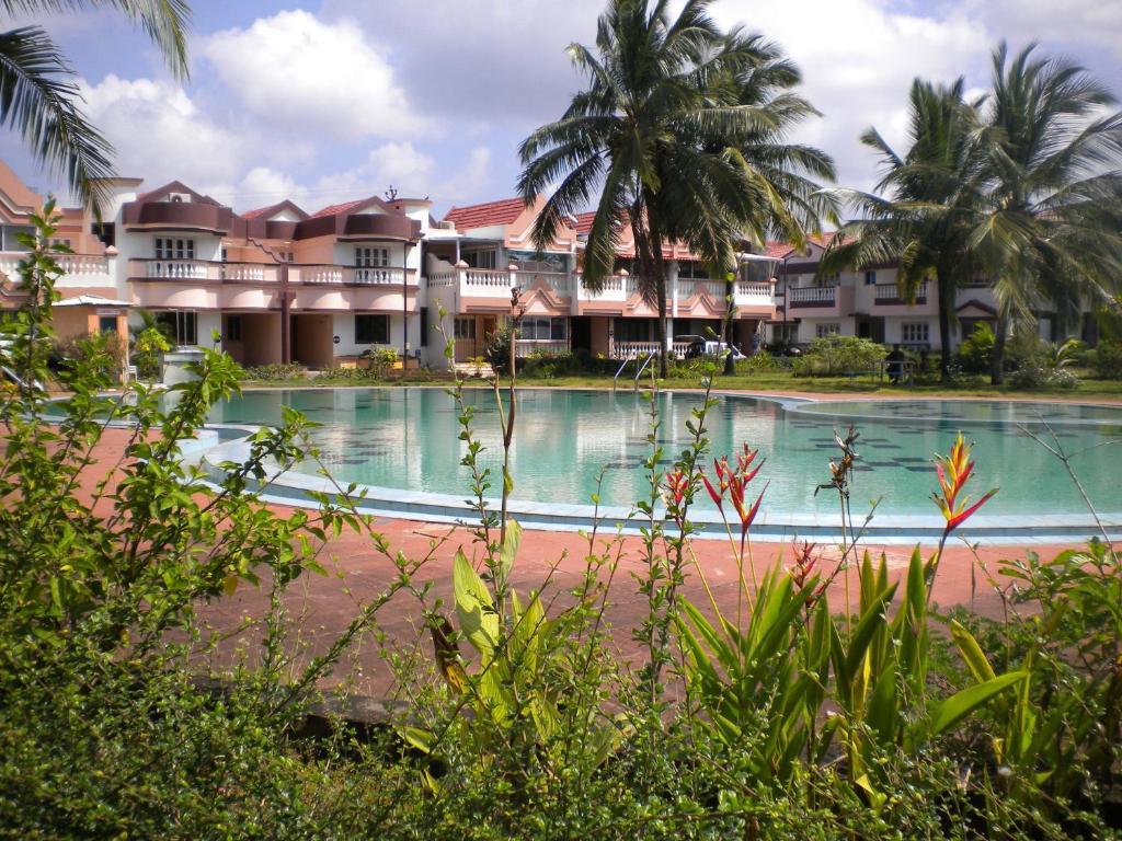 Lotus Resort 3 (India Goa): photos and reviews of tourists 16