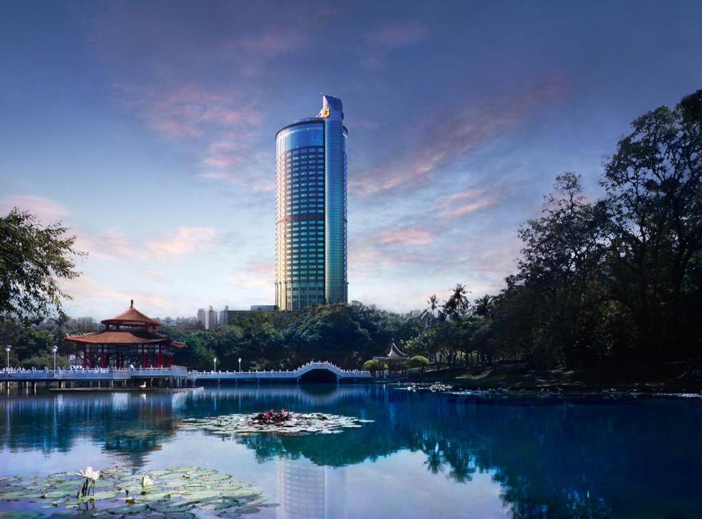 シャングリラズ ファー イースタン プラザ ホテル タイナン(Shangri-La's Far Eastern Plaza Hotel, Tainan)