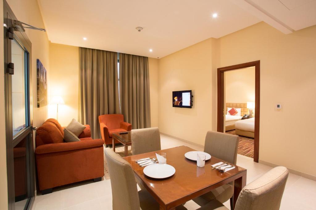 Living Room Kuwait dalal city hotel, kuwait, kuwait - booking