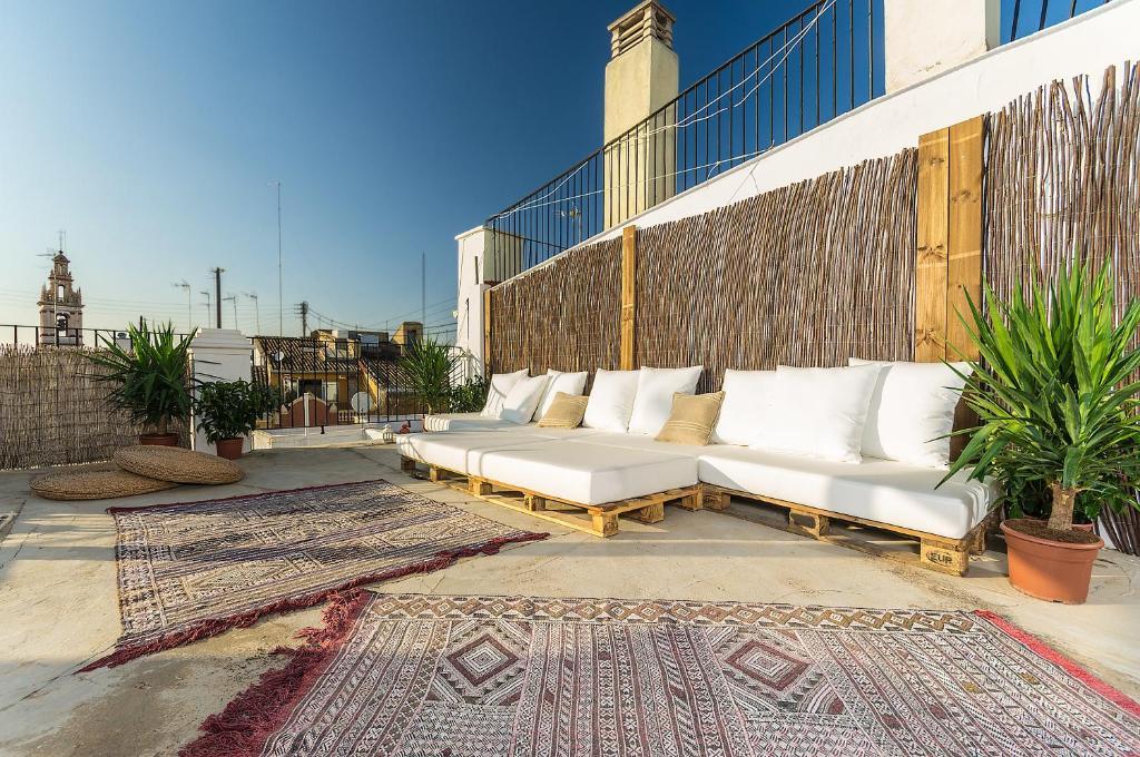 appartement valencia boutique ayuntamiento espagne valence. Black Bedroom Furniture Sets. Home Design Ideas