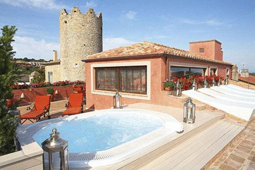 boutique hotels in begur  157