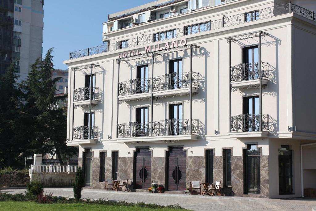 Хотел Милано - Бургас