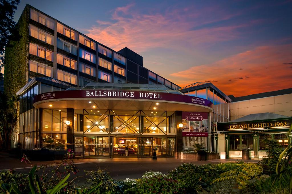 The ballsbridge hotel dublin ireland for Booking hotel