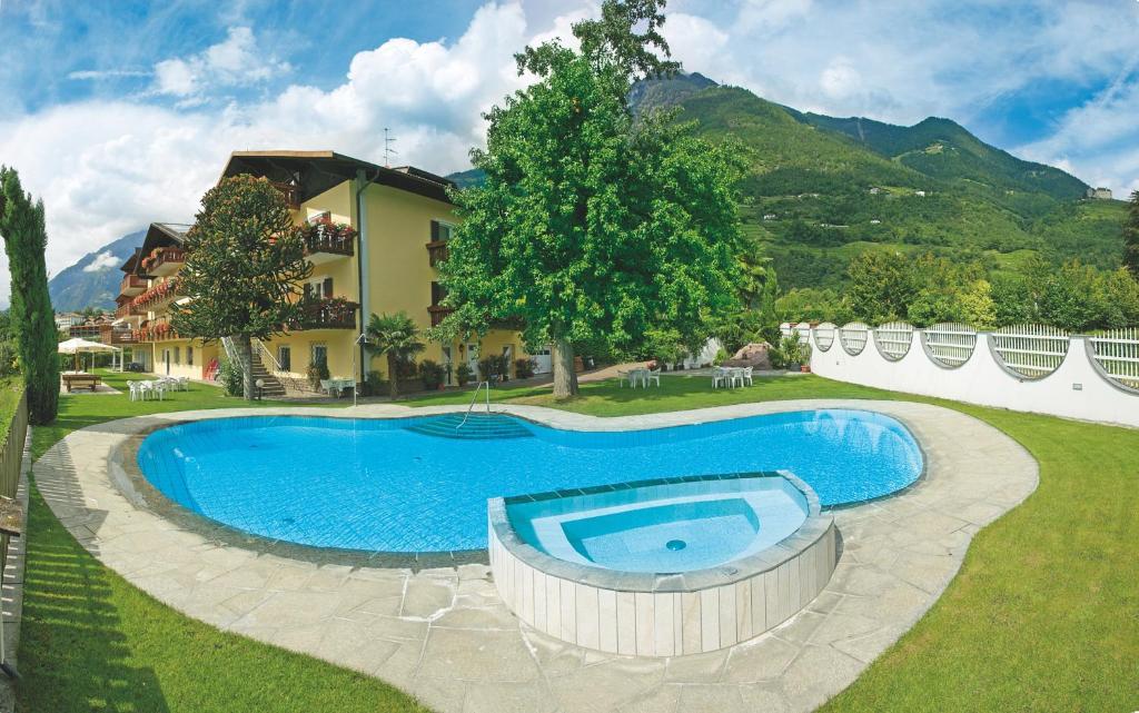 Hotel Elisabeth Italien Meran Booking Com