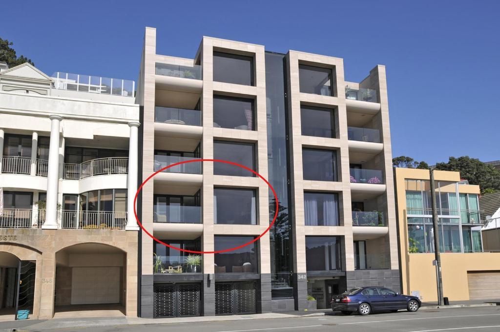 Silver Cloud Luxury Apartment Wellington New Zealand