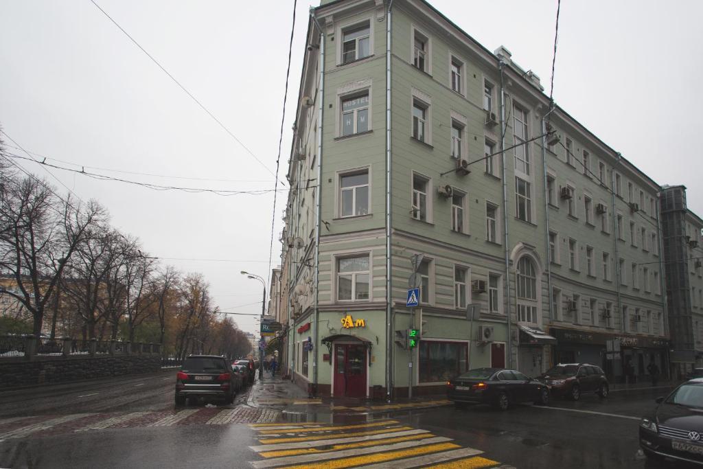 хостелы на гоголевском бульваре москва термобелье для
