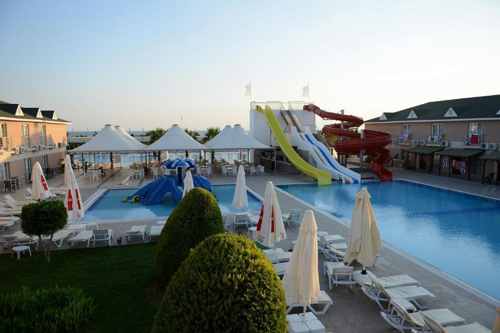 Armas belek hotel for Hotel pistolas