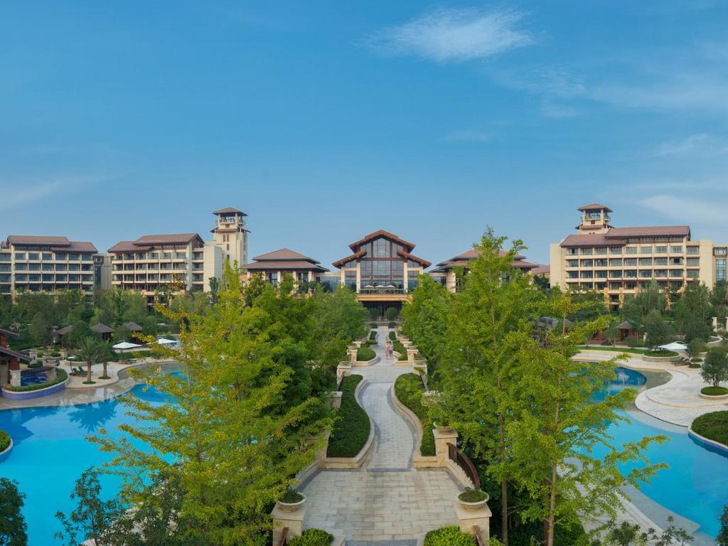 ヒルトン武漢オプティクスバレー(Hilton Wuhan Optics Valley)