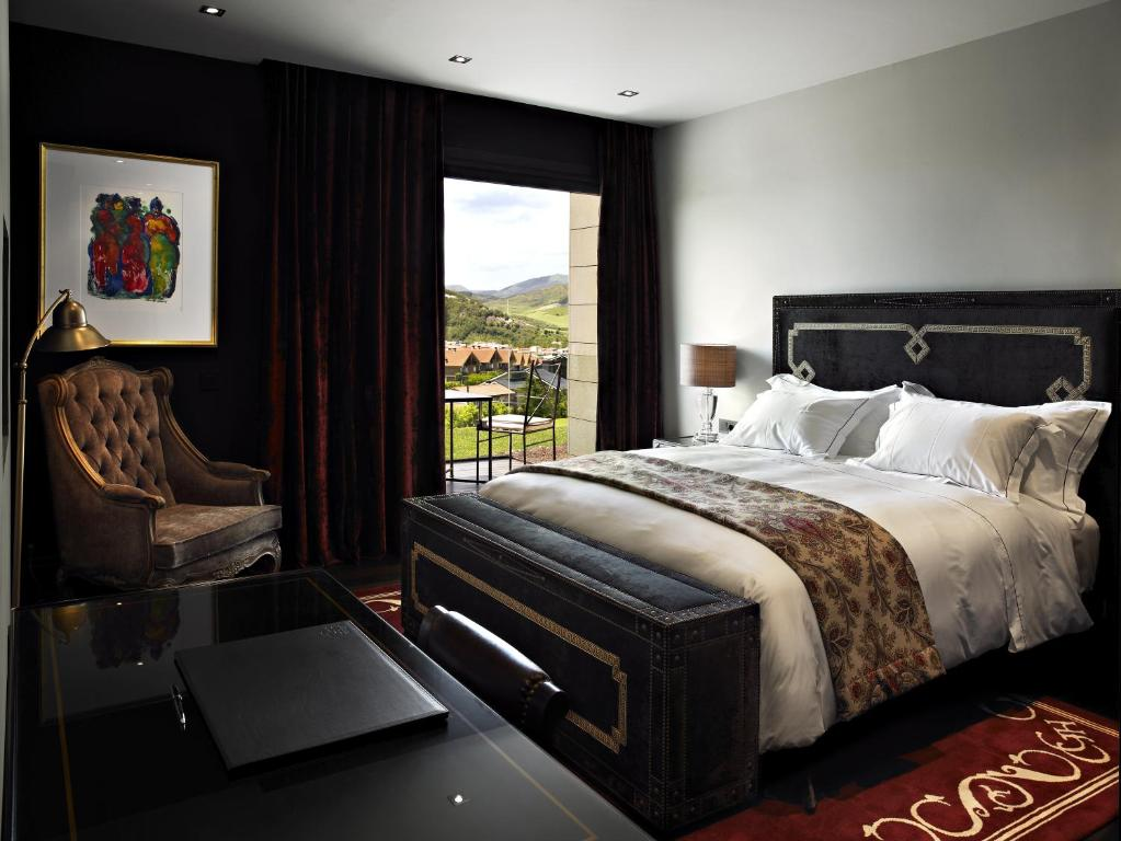 boutique hotels in navarra  224