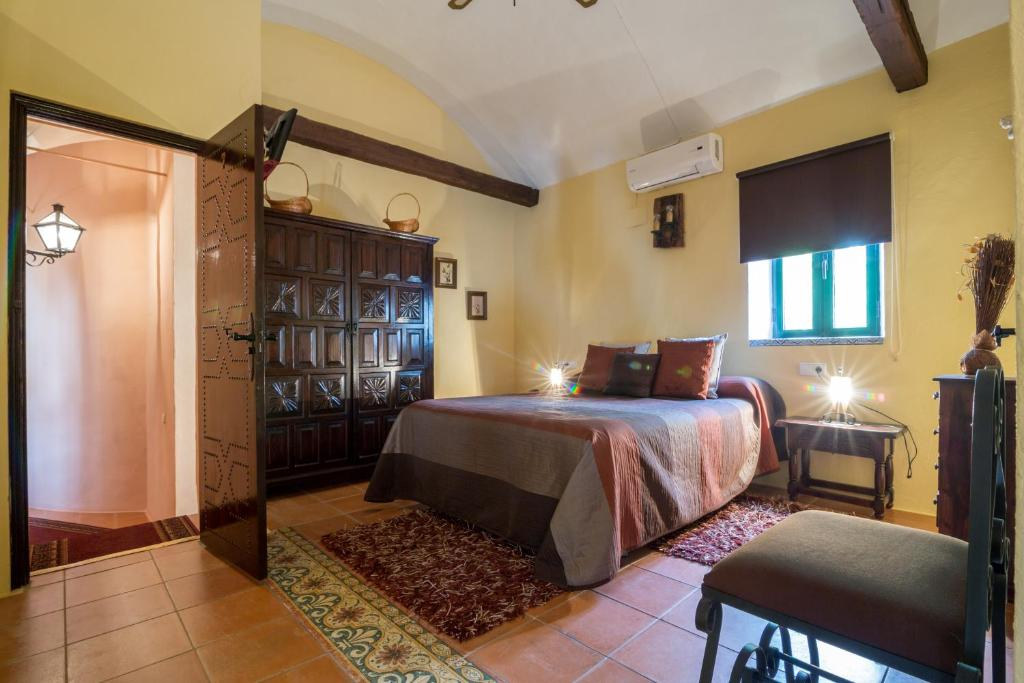 boutique hotels in arcos de la frontera  18
