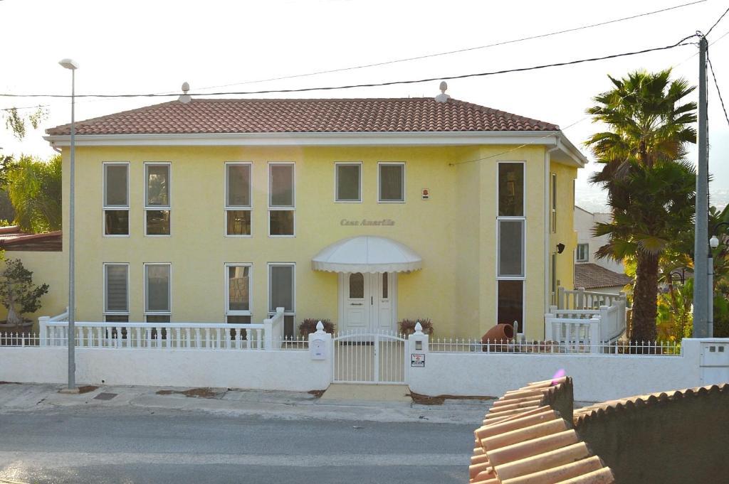 Foto del Amarilla Casa