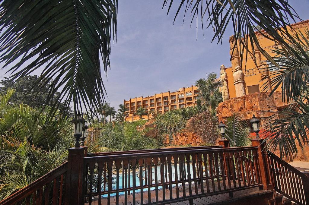 カンパラ セレナ ホテル(Kampala Serena Hotel)