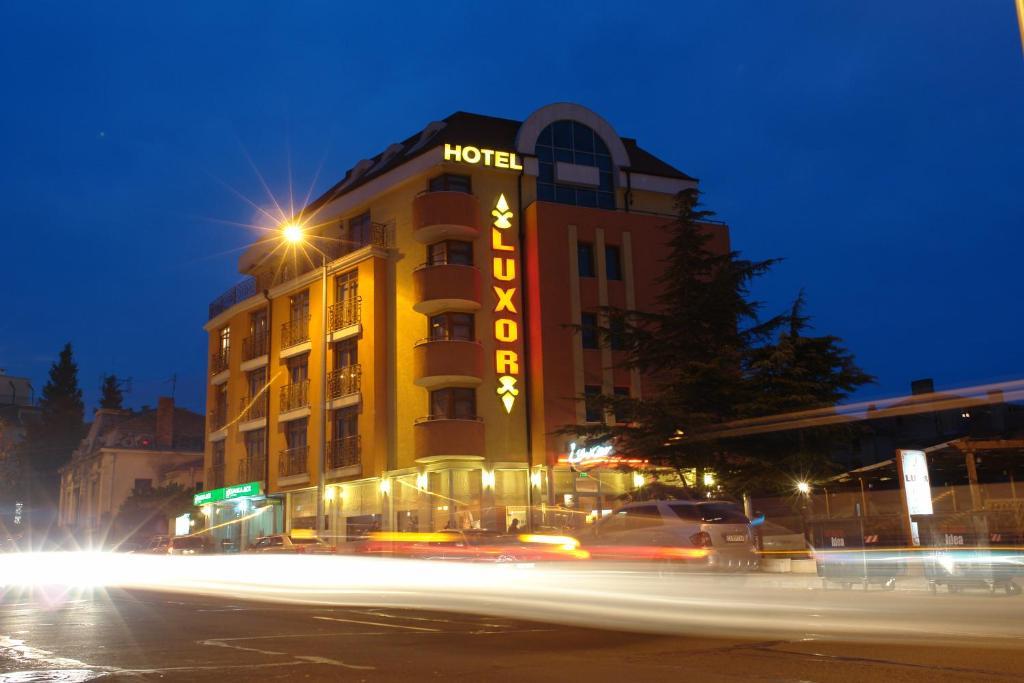 Хотел Луксор - Бургас
