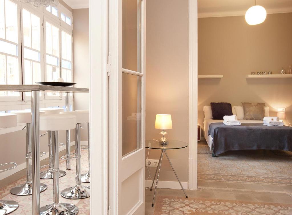 gran imagen de Enjoy Apartments Borrell