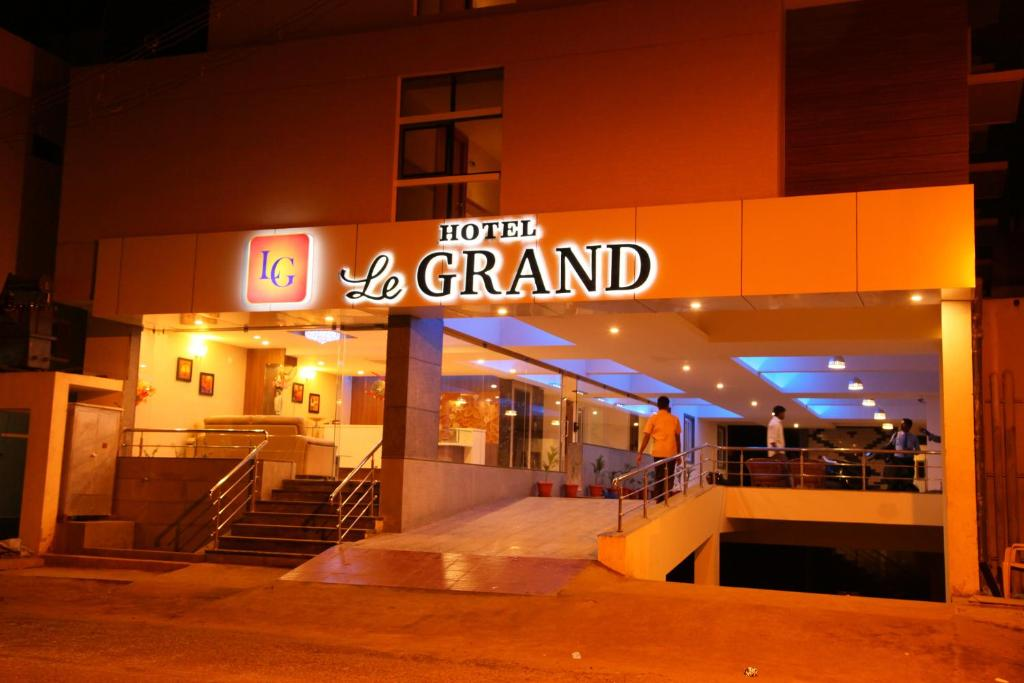 Hotel Le Grand  Coimbatore  India