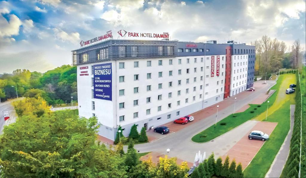 パーク ホテル ディアメント カトーウィツェ(Park Hotel Diament Katowice)