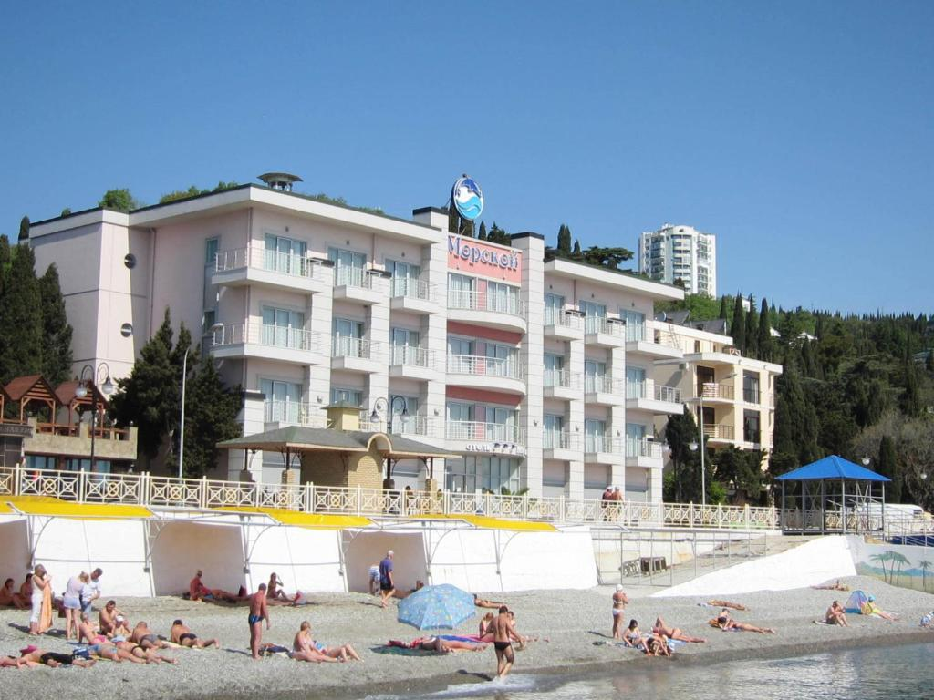 Alushta Hotels: a selection of sites