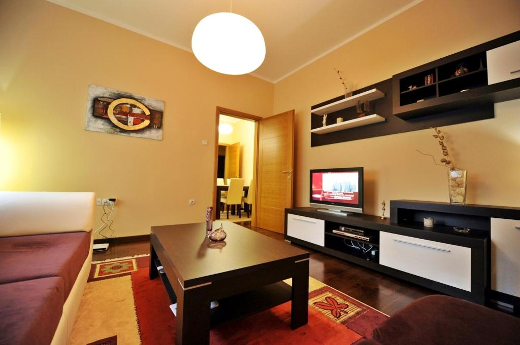 Apartment Lux Center Podgorica Montenegro Bookingcom