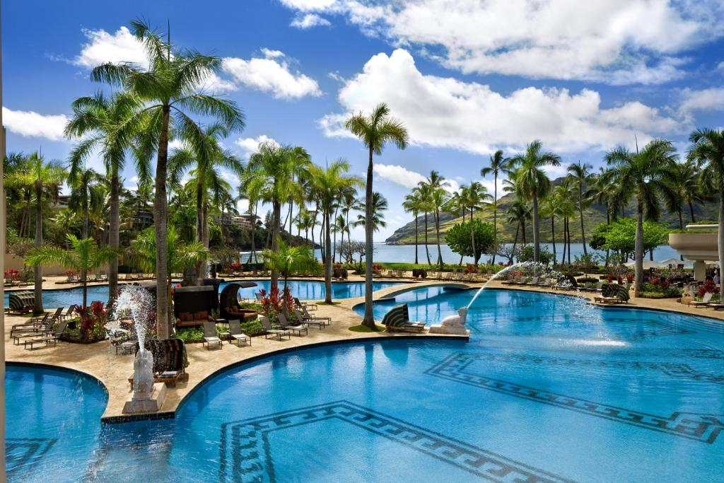 Marriott Resort Spa Kauai
