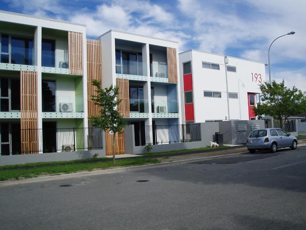 Apartment One Bed On Riccarton Road Christchurch New