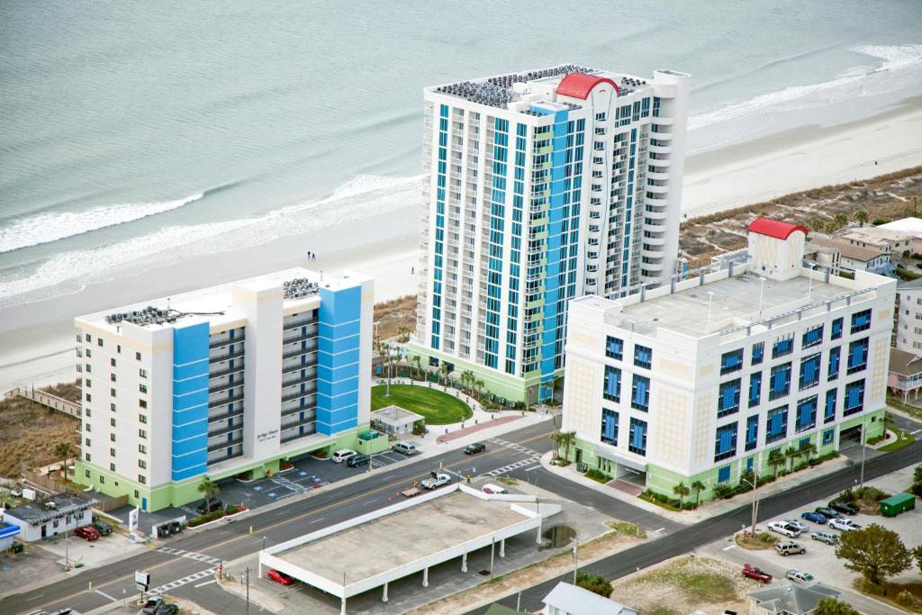 Resort Towers At North Myrtle Beach Sc Booking Com