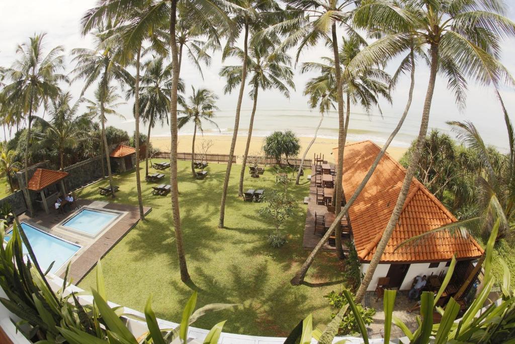 Blue Beach, Ваддува, Шри-Ланка