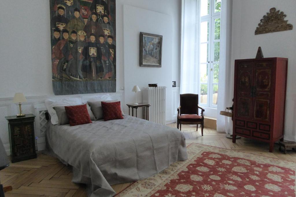 nakvynės su pusryčiais namai a l'ombre des arènes,chambre d'hôte