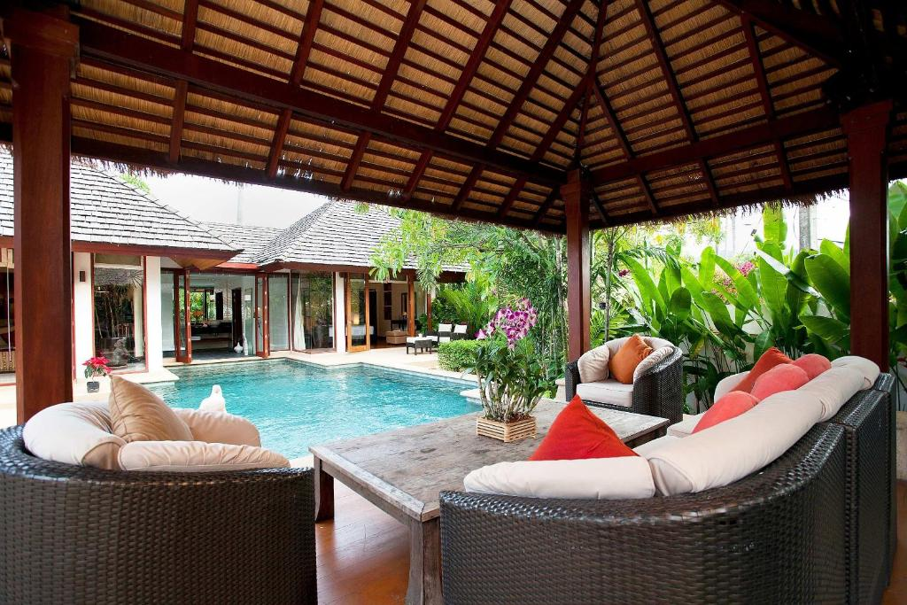 Bang Tao Bali Villa  Bang Tao Beach  Thailand
