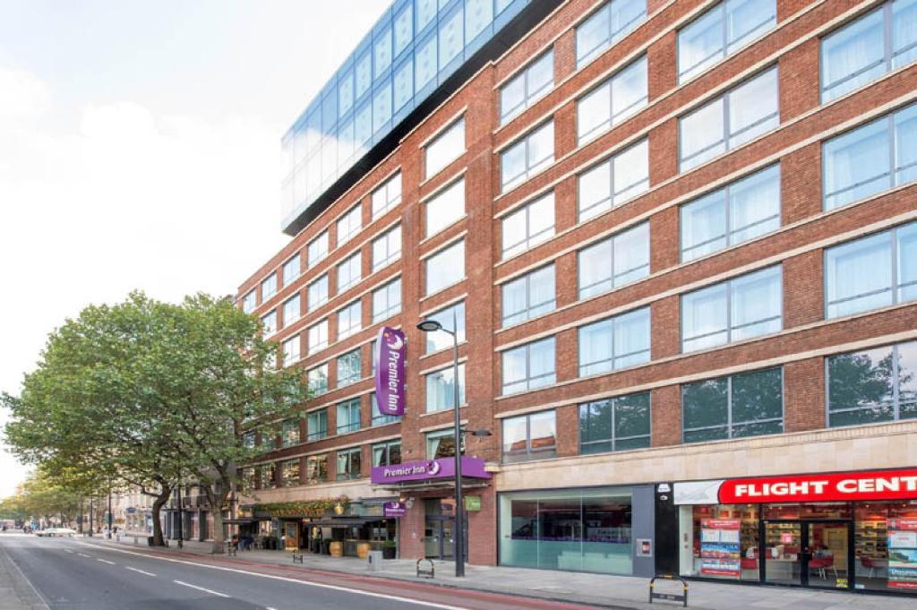 Hotel Premier Inn Londres St Pancras