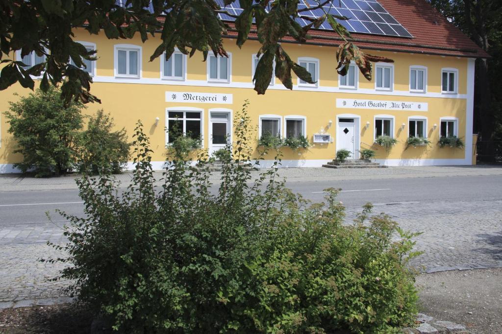 Hotel Gasthof Alte Post Deutschland Oberding Bookingcom