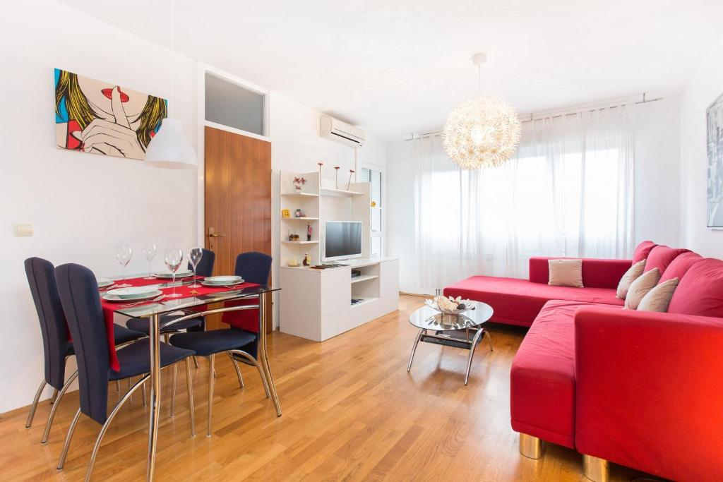 Zagreb Center Apartment Kiara, Croatia - Booking.com