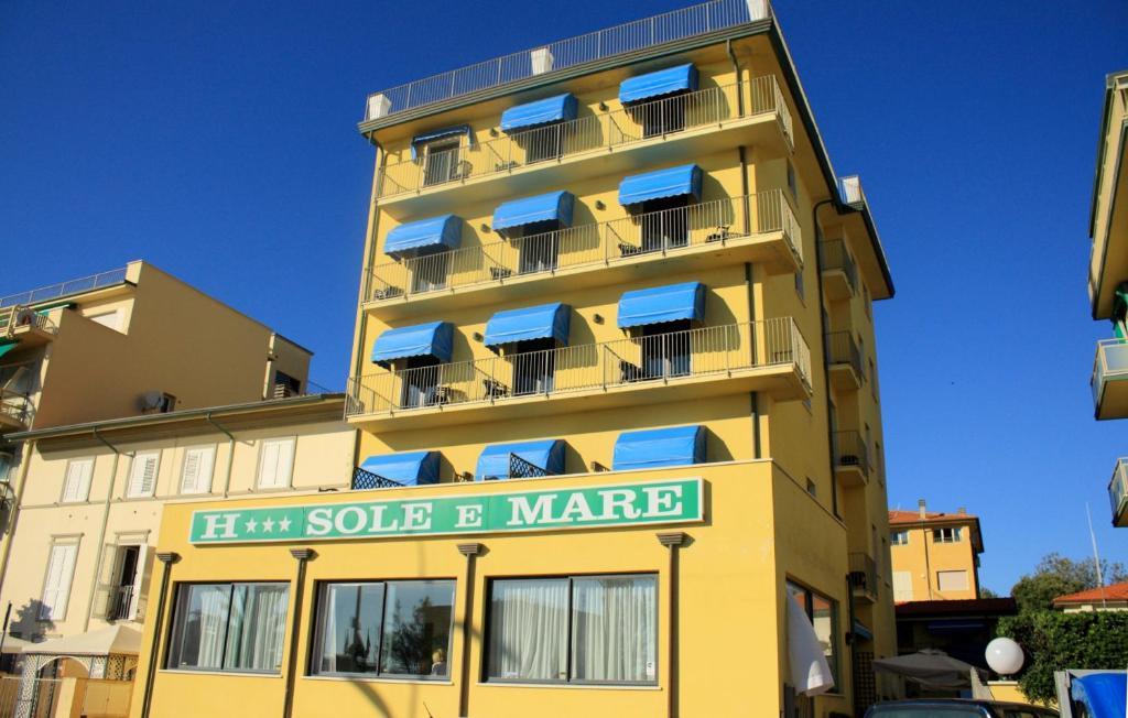 Hotel Sole E Mare, Lido di Camaiore – Prezzi aggiornati per il 2018