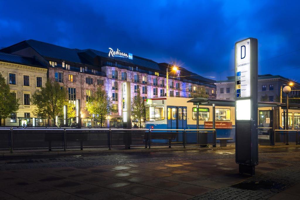 göteborg hotell