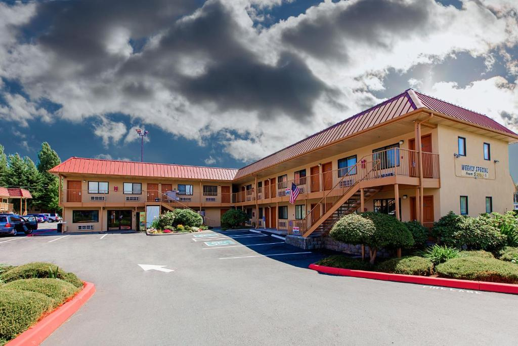 Americas Best Value Airport Inn Seatac Reserve Now Gallery Image Of This Property