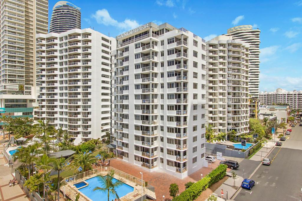 Aparthotel Sandpiper Broadbeach, Gold Coast, Australia ...