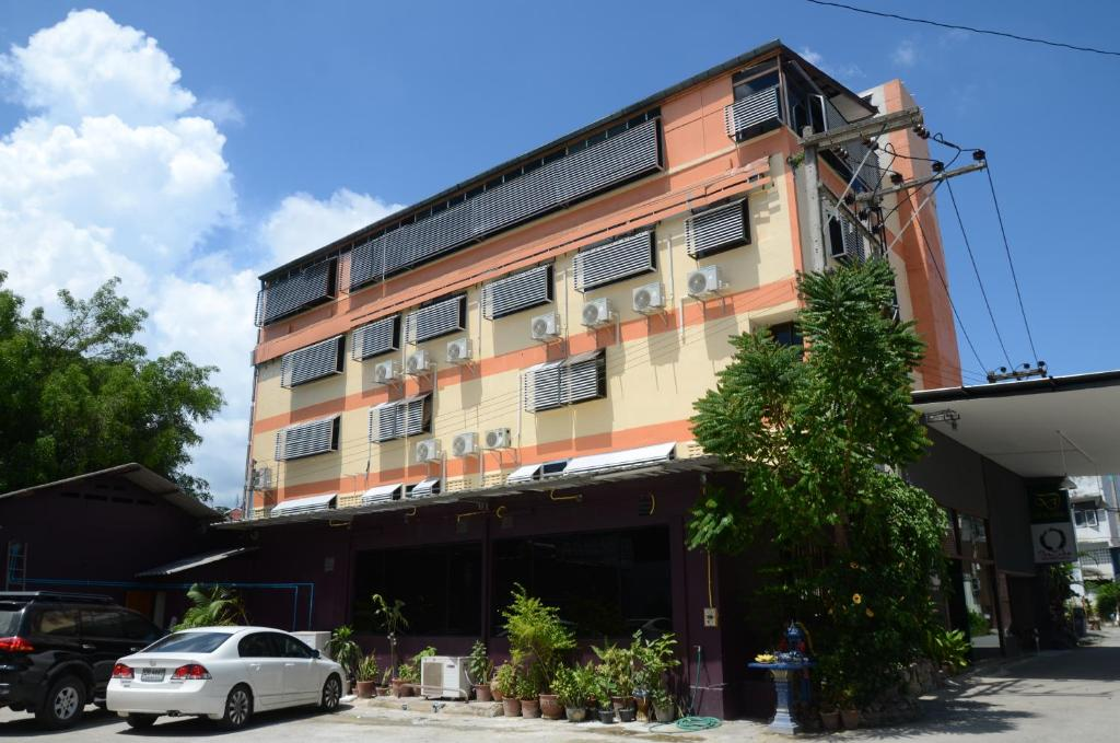 Hotel Centro Cnx Chiang Mai Thailand Booking Com