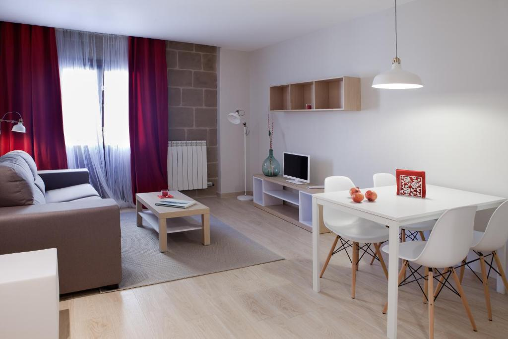 Apartments In Ribabellosa Basque Country