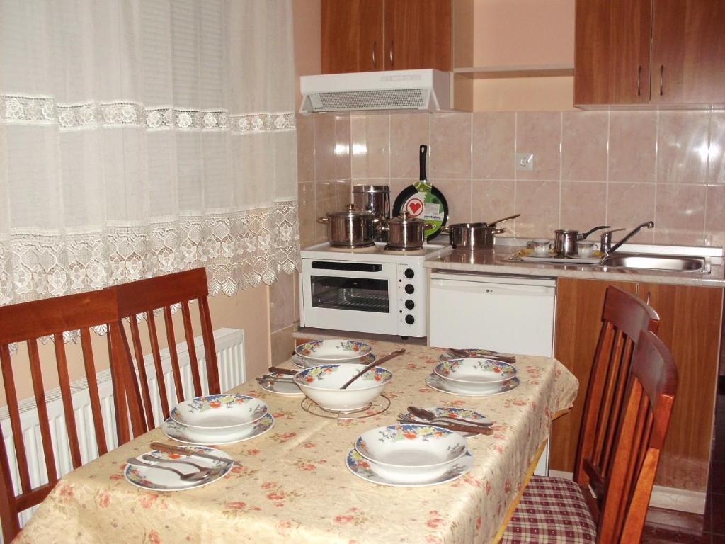 Apartments Vukomanović