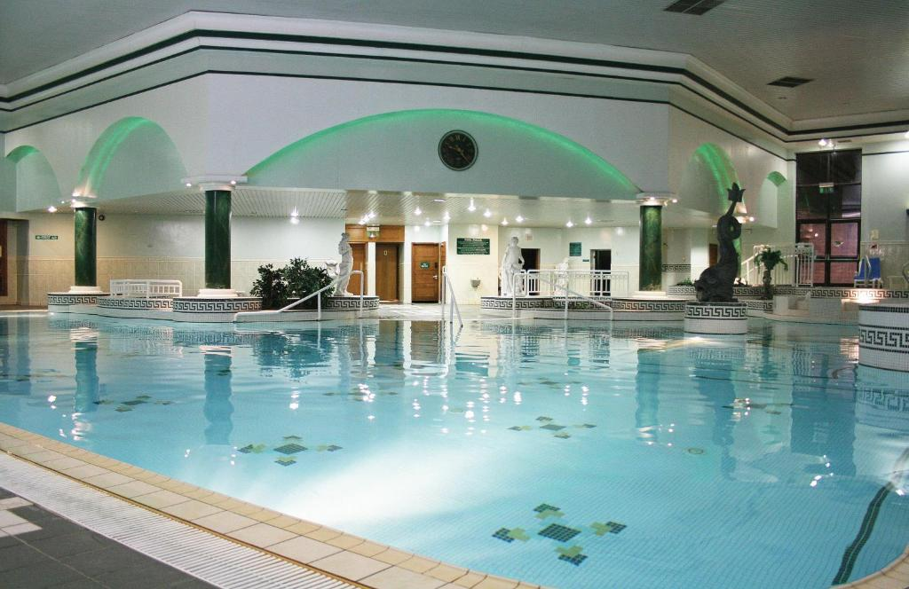 The connacht apartments galway ireland for Galway hotels with swimming pool
