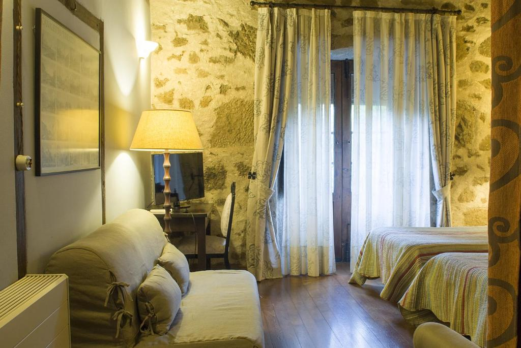 boutique hotels extremadura  38