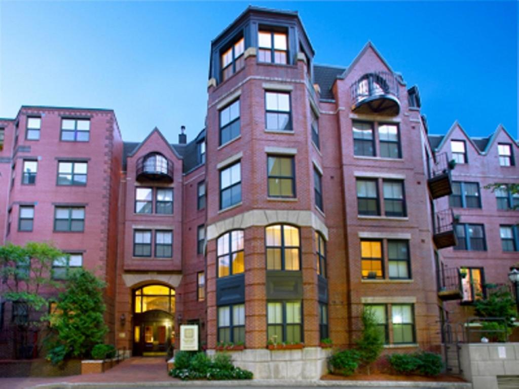 Luxury Apartments in Back Bay, Boston, MA - Booking.com