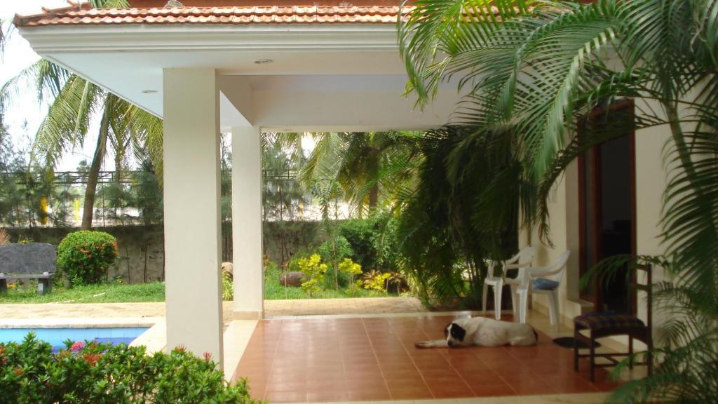 Parijatham Beach House Chennai Tamil Nadu