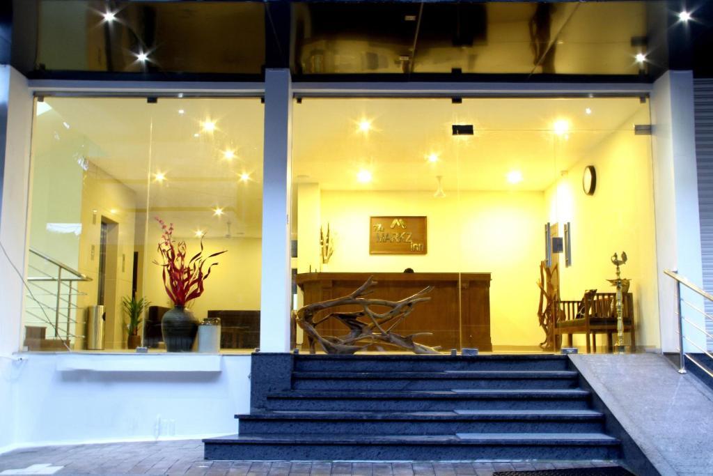 Hotel Markz Inn Cochin India Rooms